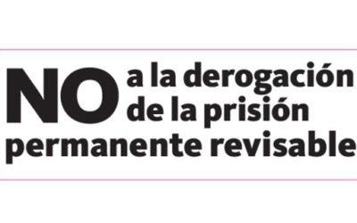 El PP de Boadilla repartirá el domingo pegatinas contra la derogación prisión permanente revisable para adherirlas a los coches