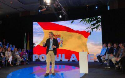 """Terol: """"El PP es la mejor garantía para frenar el comunismo de Podemos, el populismo del PSOE, el relativismo de C´s y el fundamentalismo de VOX"""""""