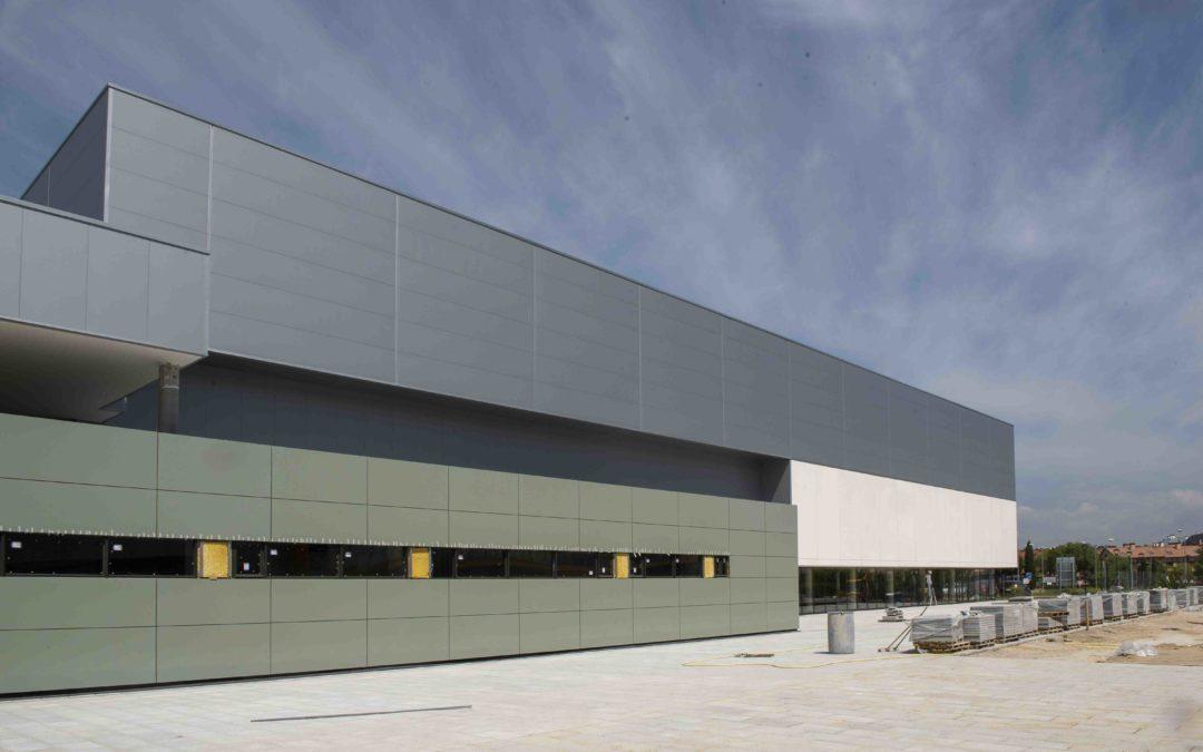 Javier Úbeda se compromete a construir más instalaciones deportivas en Boadilla