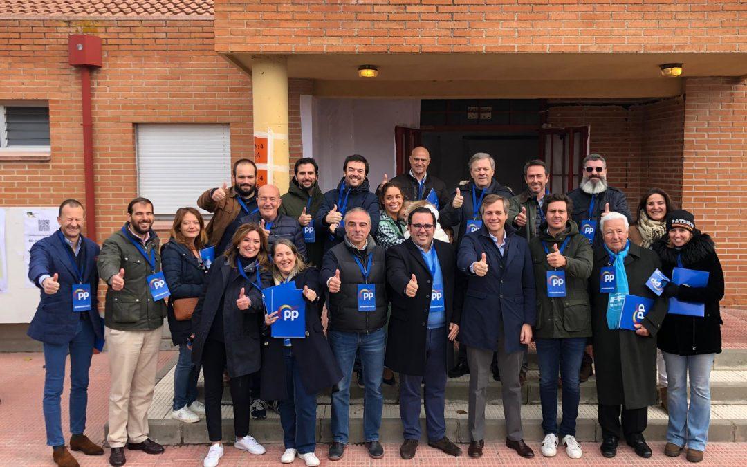 Boadilla del Monte, el tercer mejor resultado de la Comunidad de Madrid para el PP