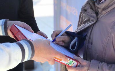 El PP recogerá en las calles de Boadilla firmas contra la Ley Celaá durante toda esta semana