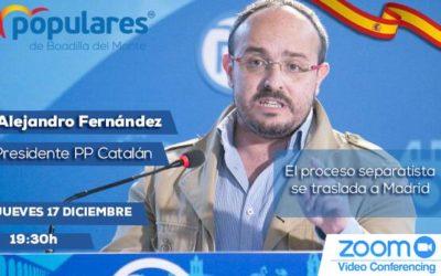 Encuentro digital con Alejandro Fernández