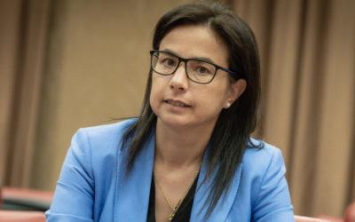 El próximo jueves, encuentro con la diputada nacional Ana Vázquez